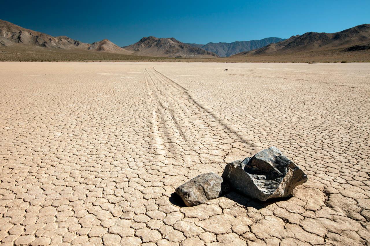 Bucket List Death Valley National Park California Racetrack Playa Racing Rocks